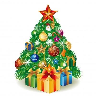8367133-abbildung-weihnachtsbaum-mit-geschenk-box-und-balle-dekoration